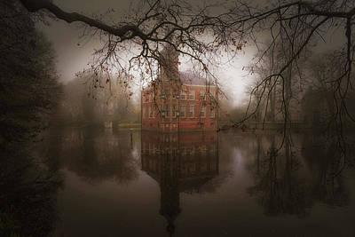Castle Photograph - Autumn Dream by Saskia Dingemans