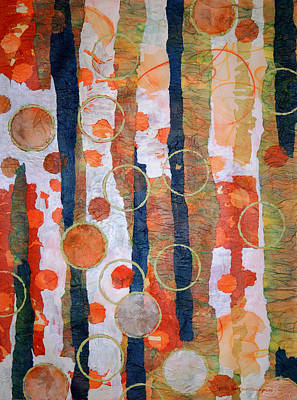 Mixed Media - Autumn Dreams by Lynda Hoffman-Snodgrass