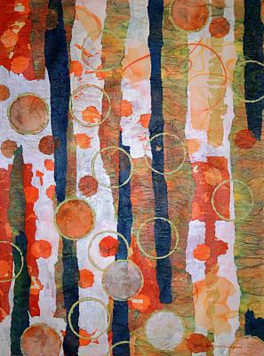 Mixed Media - Autumn Dreams by Lynda Hoffman-Snodgrass