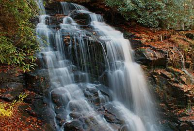 Photograph - Autumn Falls by David Frankel