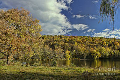 Photograph - Autumn Glory by Allen Beatty