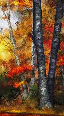 Dale Jackson Digital Art - Autumn Glory IIi by Dale Jackson