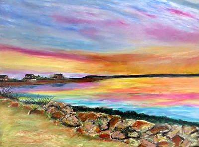 Pastel - Autumn Glow by Daniel Dubinsky
