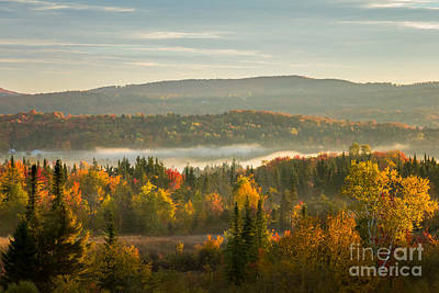 Photograph - Autumn In Cabot Vermont by Susan Cole Kelly