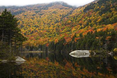 Autumn In Kinsman Notch Art Print