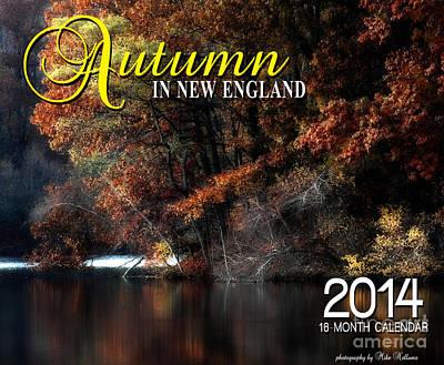 Lamborghini Cars - Autumn in New England 2014 Calendar by Mike Nellums
