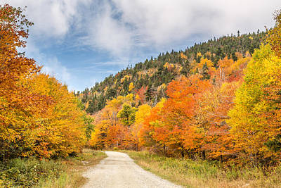 Photograph - Autumn In The Eastern Townships by Pierre Leclerc Photography