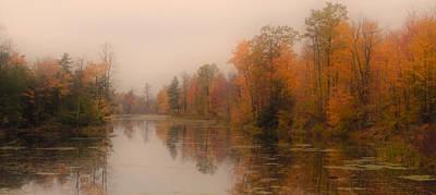Photograph - Autumn Landscape 20 by Jim Vance
