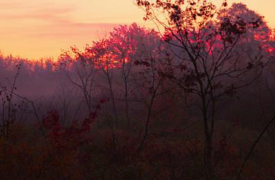 Photograph - Autumn Landscape 5 by Jim Vance