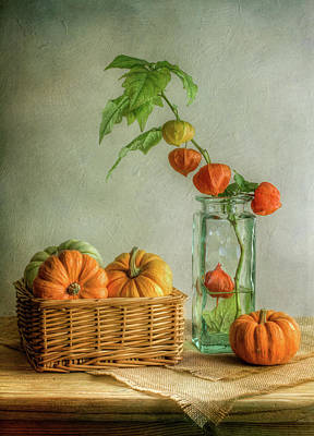 Pumpkin Photograph - Autumn by Mandy Disher