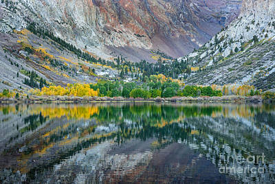 Photograph - Autumn Mirror by Alexander Kunz