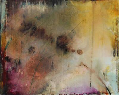India Ink Wall Art - Painting - Autumn Mist by Ethel Vrana