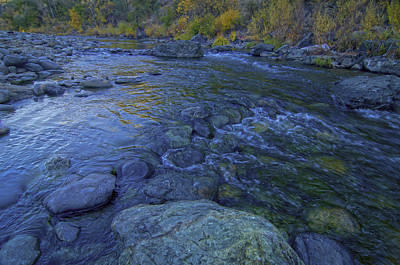 Photograph - Autumn On The American River 2 by Sherri Meyer