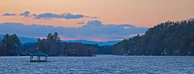 Photograph - Autumn On The Lake by Paul Mangold