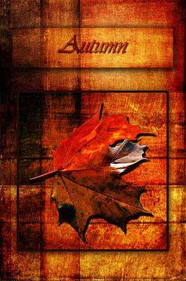Photograph - Autumn by Randi Grace Nilsberg