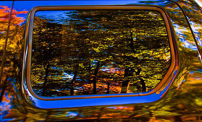 Photograph - Autumn Reflections by Andy Lawless