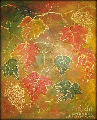 Painting - Autumn Rhapsody by Elena  Constantinescu