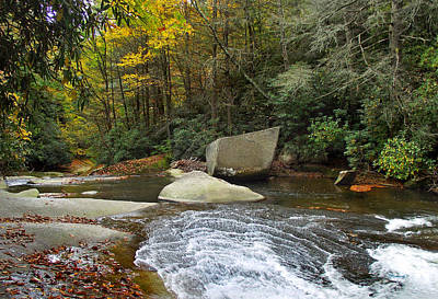 Photograph - Autumn River Fall by Duane McCullough