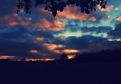 Photograph - Autumn Sky by Patrick Horgan