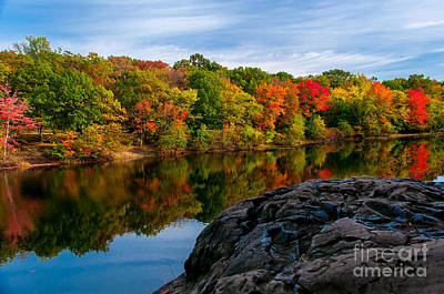 Photograph - Autumn Solstice by Anthony Sacco