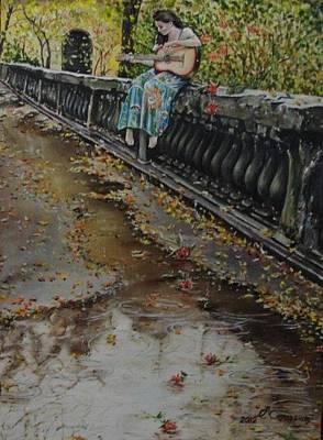 Painting - Autumn Sonata  by Sergey Selivanov