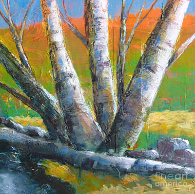 Painting - Autumn Splendor by Melody Cleary