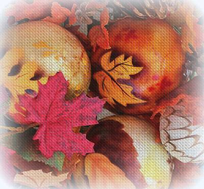 Photograph - Autumn Still by Diane Alexander
