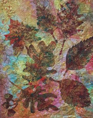 Painting - Autumn Symphony by Ellen Levinson