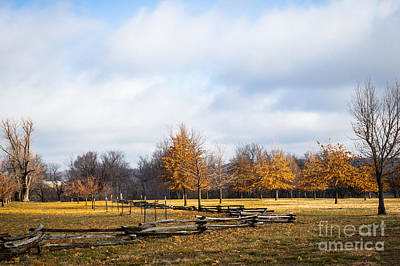 Photograph - Autumn Time In The Country by Imagery by Charly