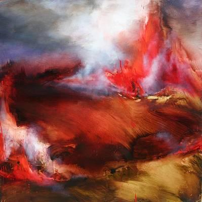 Autumn Unbound Original by Lissa Bockrath