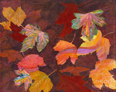 Painting - Autumn Wonder by Denise Hoag