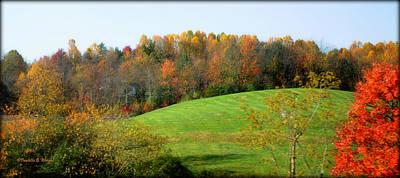 Photograph - Autumnal Beauty by Paulette B Wright