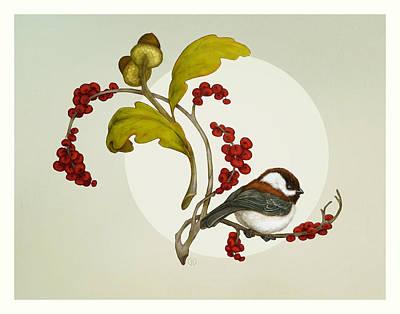 Woodland Hymn Art Print by Catherine Noel