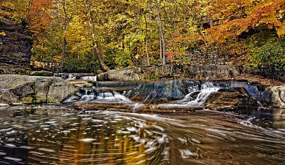 Color Photograph - Autumnal Splendor by Marcia Colelli