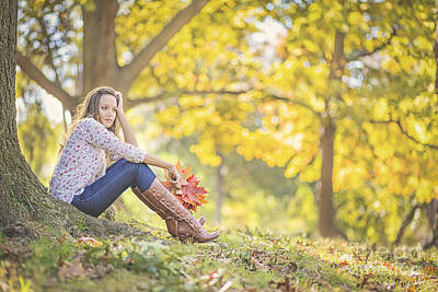Royalty-Free and Rights-Managed Images - Autumnalia by Evelina Kremsdorf