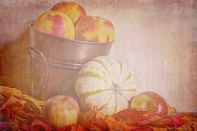 Photograph - Autumn's Treats by Heidi Smith
