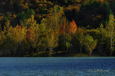Photograph - Autunno Alba Sul Lago - Autumn Lake Dawn 9897 by Enrico Pelos