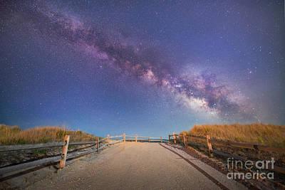 Avalon Milky Way Original by Michael Ver Sprill