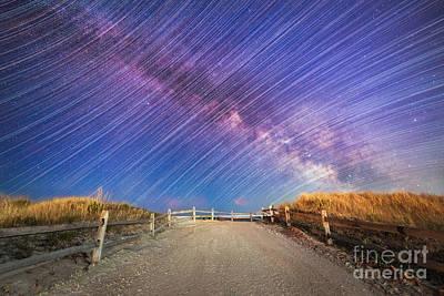 Avalon Star Trails  Original