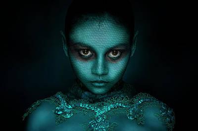 Gaze Photograph - Avatar by Beni Arisandi