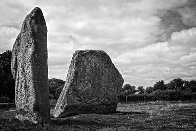 Photograph - Avebury by Christopher Rees