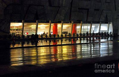 Photograph - Avenida Paulista - Reserva Cultural by Carlos Alkmin
