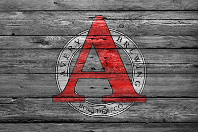 Handcrafted Photograph - Avery Brewing by Joe Hamilton