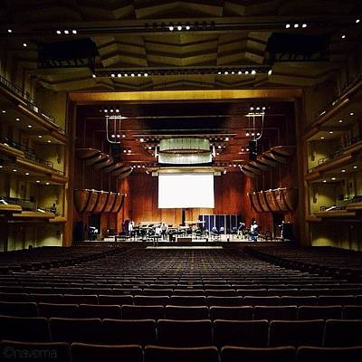 Architectureporn Photograph - Avery Fisher Hall by Natasha Marco