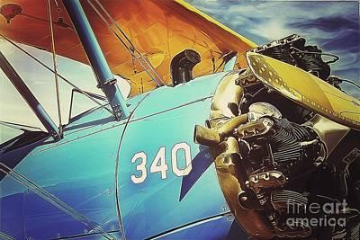 Photograph - Aviator  by AK Photography