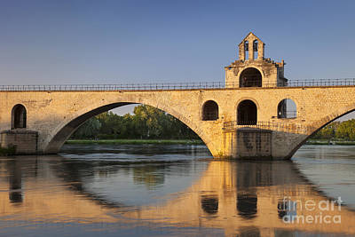 Photograph - Avignon Bridge by Brian Jannsen