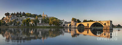 Photograph - Avignon Panoramic by Brian Jannsen