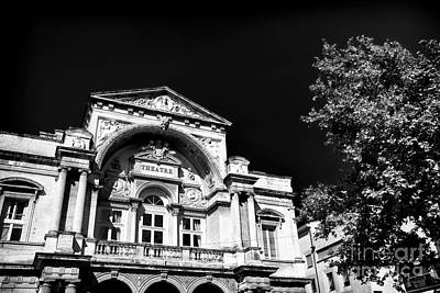 Photograph - Avignon Theatre by John Rizzuto