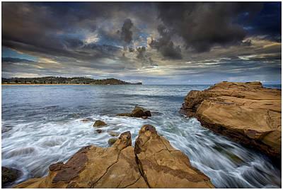 Photograph - Avoca Beach by Steve Caldwell
