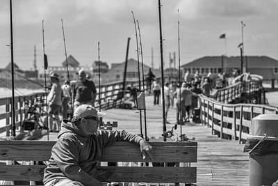 Photograph - Avon Pier by John Haldane